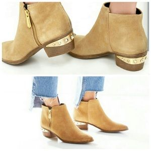 Circus by Sam Edelman Holt Camel Booties